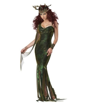 Serpentine Goddess Womens Costume