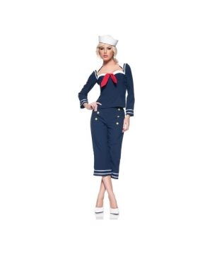 Shipmate Sailor Women Costume