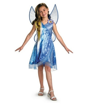Silvermist Disney Girls Costume