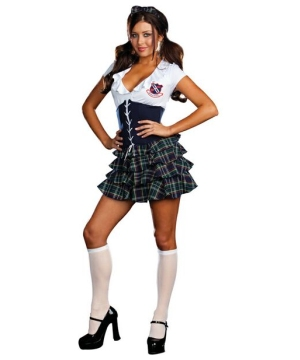 Skipping School Girl Adult Costume