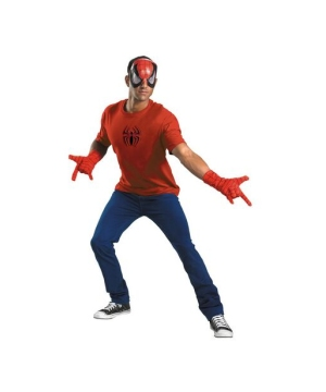 Spiderman Adult Costume Kit