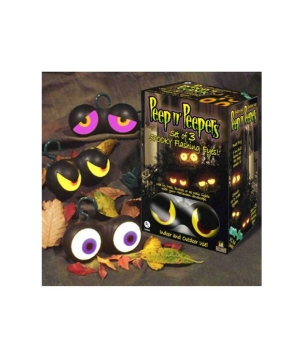 Spooky Flashing Eyes Assortment - Halloween Decoration