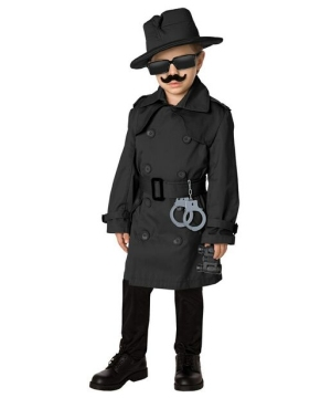 Spy Costume - Kids Costume