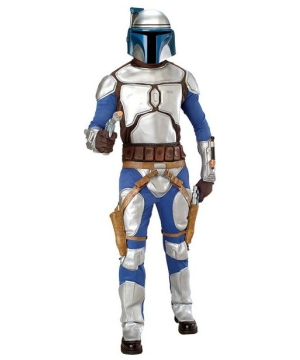 Star Wars Jango Fett Men Costume deluxe