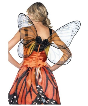 Strapless Monarch Wings - Adult Accessory
