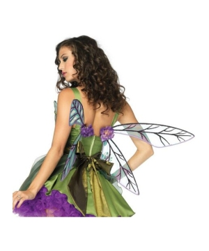 Strapless Woodland Fairy Wings - Adult Accessory