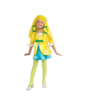 Strawberry Shortcake Lemon Meringue deluxe Costume - Baby/kids Costume