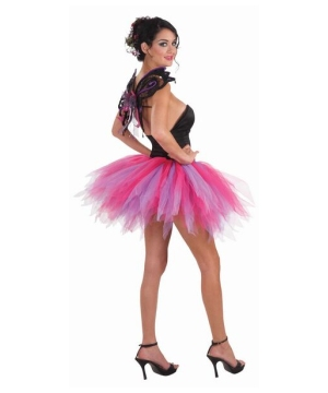 Summer Fairy Tattered Tutu - Adult Tutu