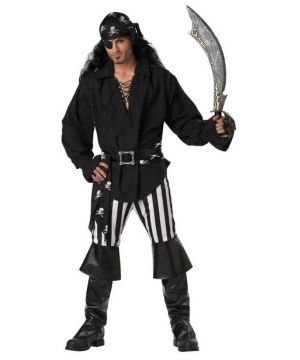 Swashbuckler Mens Costume