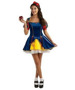 Snow White Disney Teen Costume