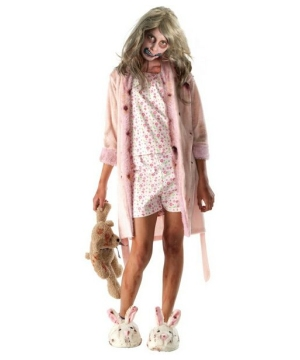 Walking Dead Pajama Zombie Kids Costume