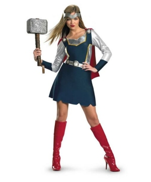 Thor Girl Costume Adult Costume