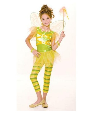 Tinkerbell Movie Girls Costume