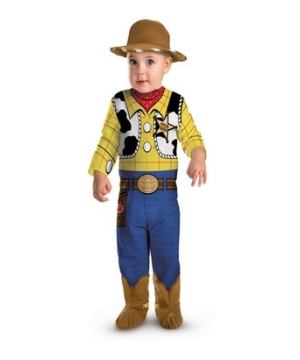 Woody Baby Disney Costume