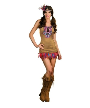 Tribal Vibe Adult Costume