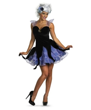 Ursula Disney Women Costume