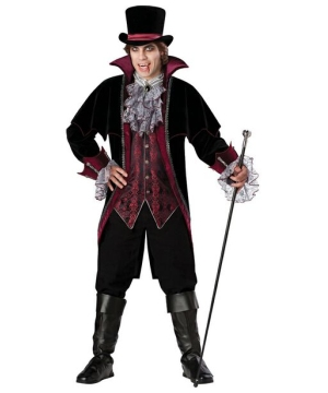 Vampire of Versailles Adult Costume