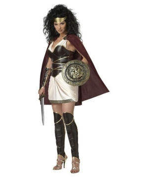 Warrior Queen Costume - Adult Costume