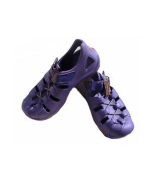 Purple Trailbreak Clog Kids Shoes