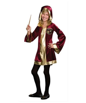 Wizard Delights Girls Costume