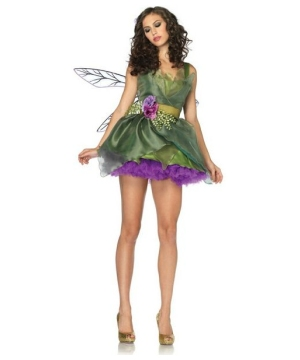 Woodland Fairy Costume - Adult Costume