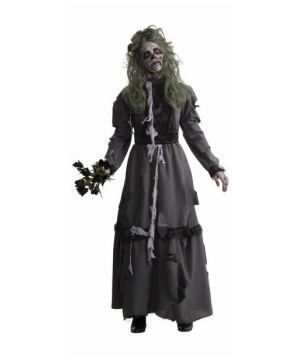 Zombie Lady Costume - Adult Halloween Costume