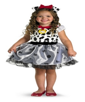 101 Dalmatians Disney Toddler Girl Costume