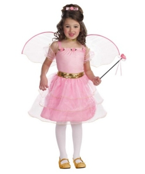 3-in-1 Renaissance Princess / Ballerina / Flower Fairy Kids Costume