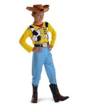 Woody Economy Kids Costume