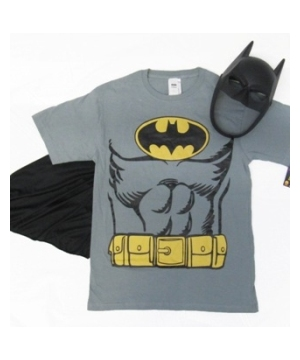 Batman Superhero Adult Costume Kit