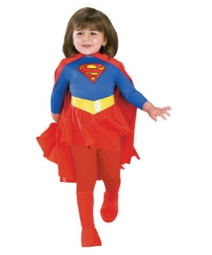 Super Girl Movie Costume