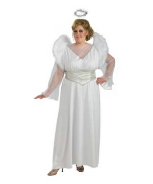 Angel Adult plus size Costume