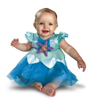 Ariel Princess Baby Disney Costume