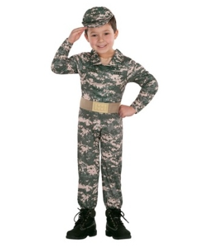 Army Baby Costume