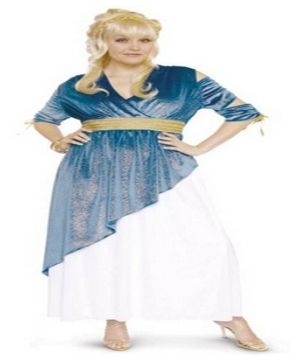 Athena Adult plus size Costume