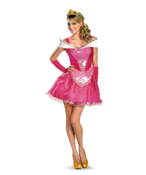 Aurora Disney Women Costume deluxe