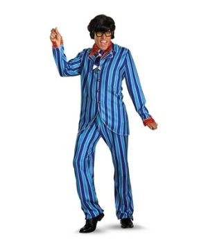 Austin Powers Carnaby Suit Men Costume