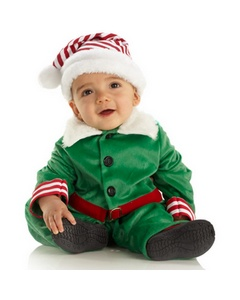 Elf Boy Baby Costume