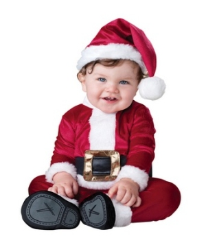 Baby Santa Baby Costume
