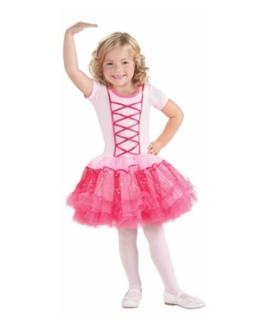 Ballerina Costume - Toddler/Kids Costume