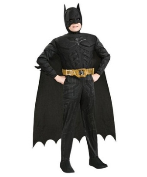 Batman Kids Costume Deluxe