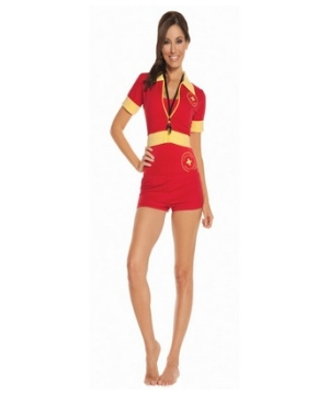 Beach Patrol Adult Costume