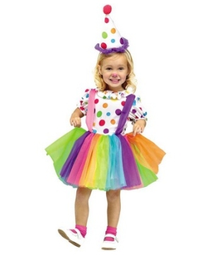 Big Top Fun Baby Girls Costume