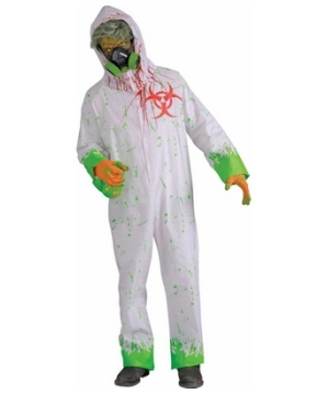 Biohazard Zombie Adult Costume