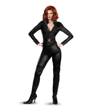 Black Widow Adult Costume