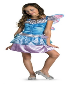 Winx Club Bloom Girl Costume