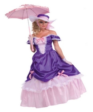 Blossom Southern Belle Women Costume