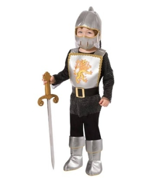 Brave Knight Baby Costume