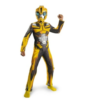 Transformers Bumblebee Boys Costume