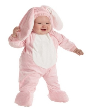 Adorable Bunny Toddler Costume